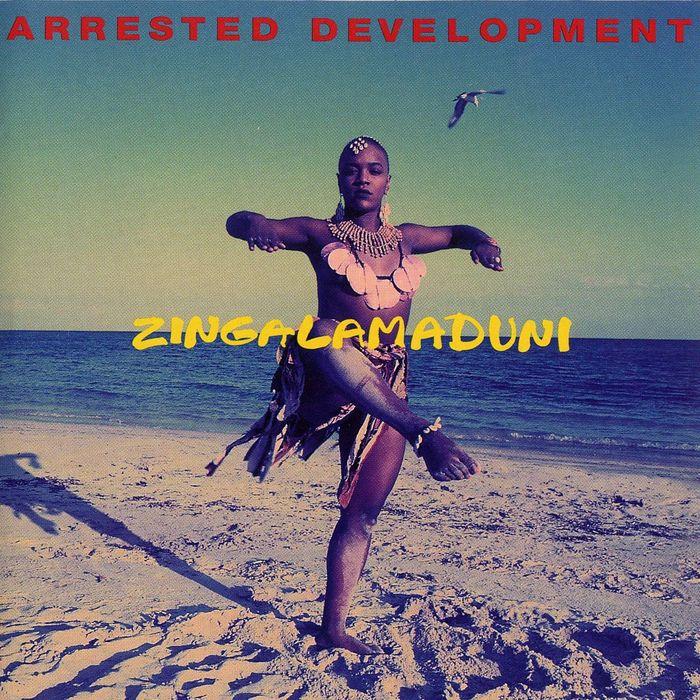 ARRESTED DEVELOPMENT - Zingalamaduni