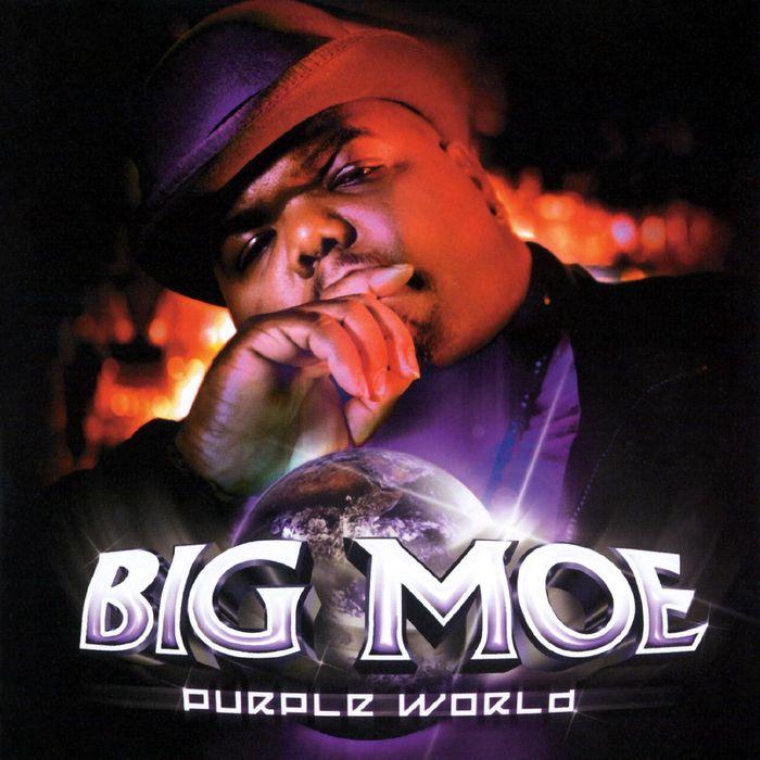 BIG MOE - Purple World