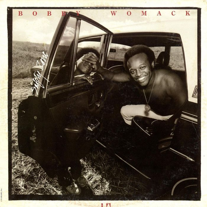 BOBBY WOMACK - Safety Zone