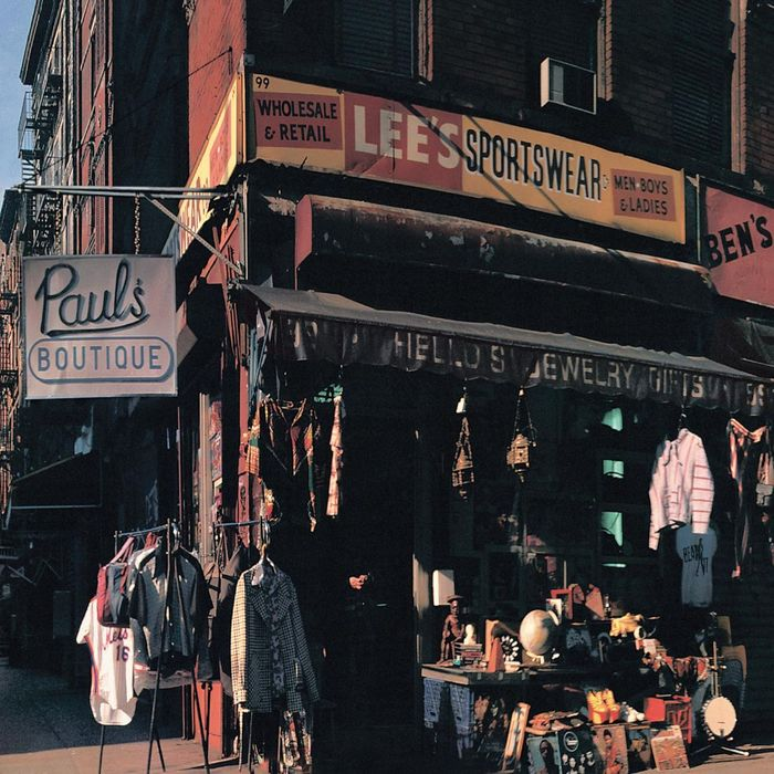 BEASTIE BOYS - Paul's Boutique (Explicit 20th Anniversary Remastered Edition)