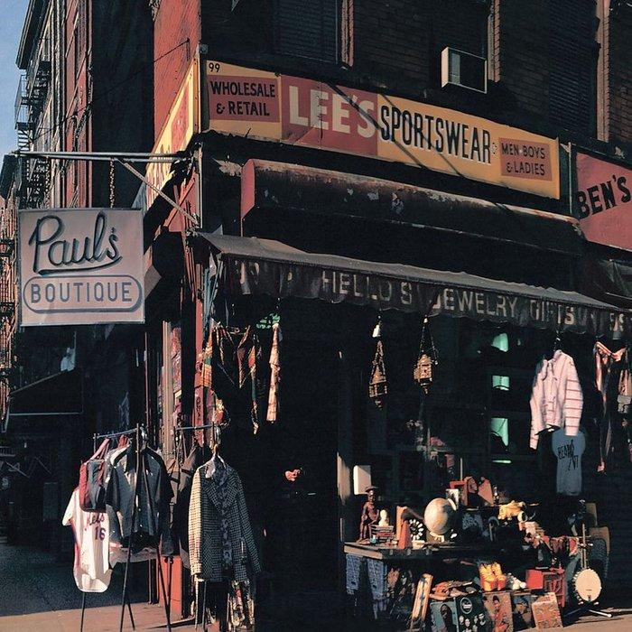 BEASTIE BOYS - Paul's Boutique (Explicit)