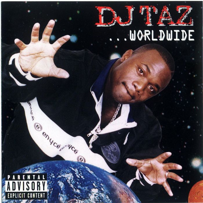 DJ TAZ - Worldwide (Explicit)