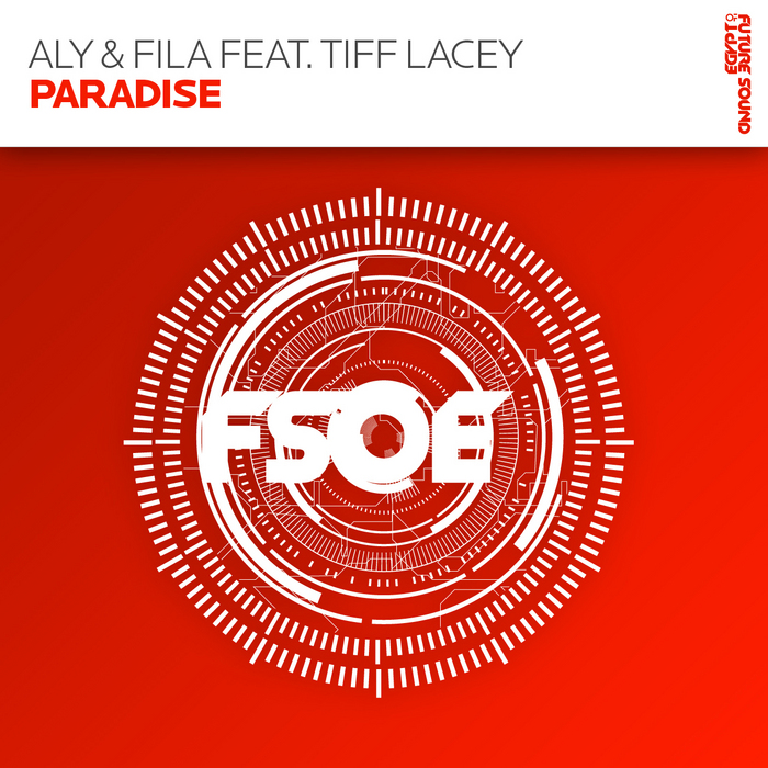 ALY & FILA feat TIFF LACEY - Paradise