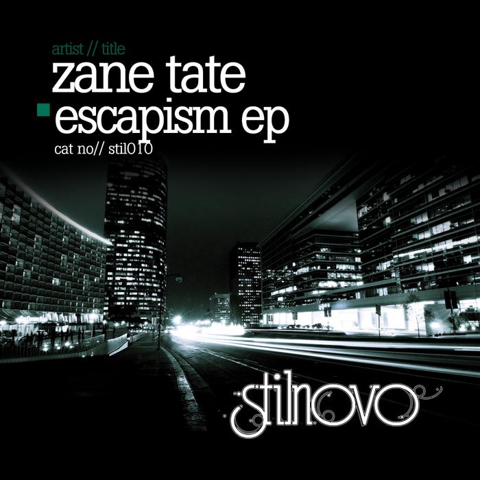 TATE, Zane - Escapism EP