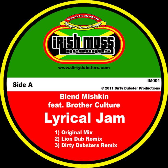 MISHKIN, Blend feat BROTHER CULTURE - Lyrical Jam