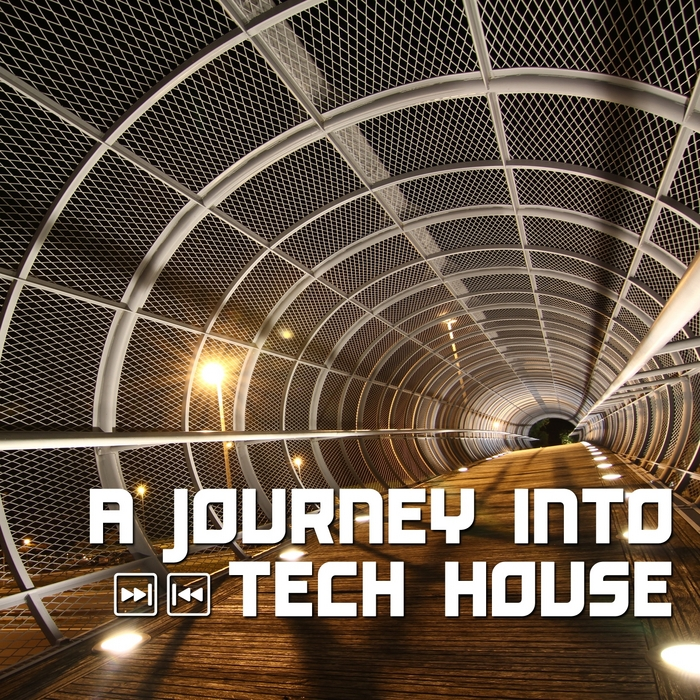 VARIOUS - A Journey Into Tech House