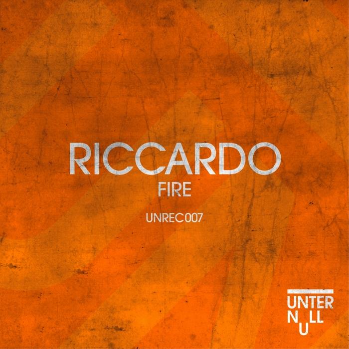 RICCARDO - Fire EP