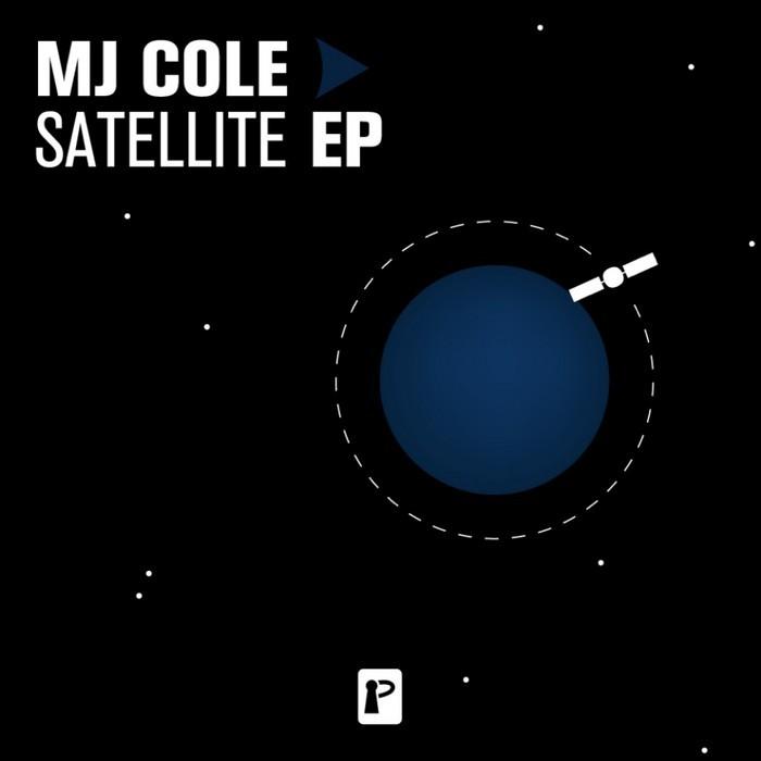 MJ COLE - Satellite EP