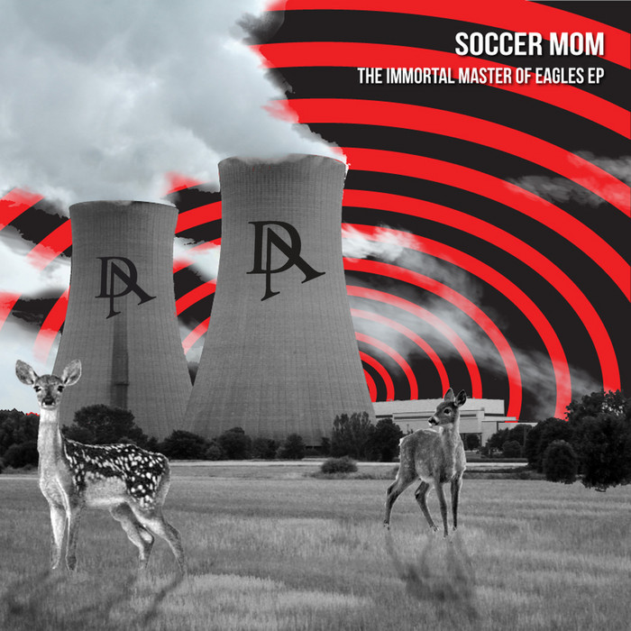 SOCCER MOM - Immortal Master Of Eagles EP