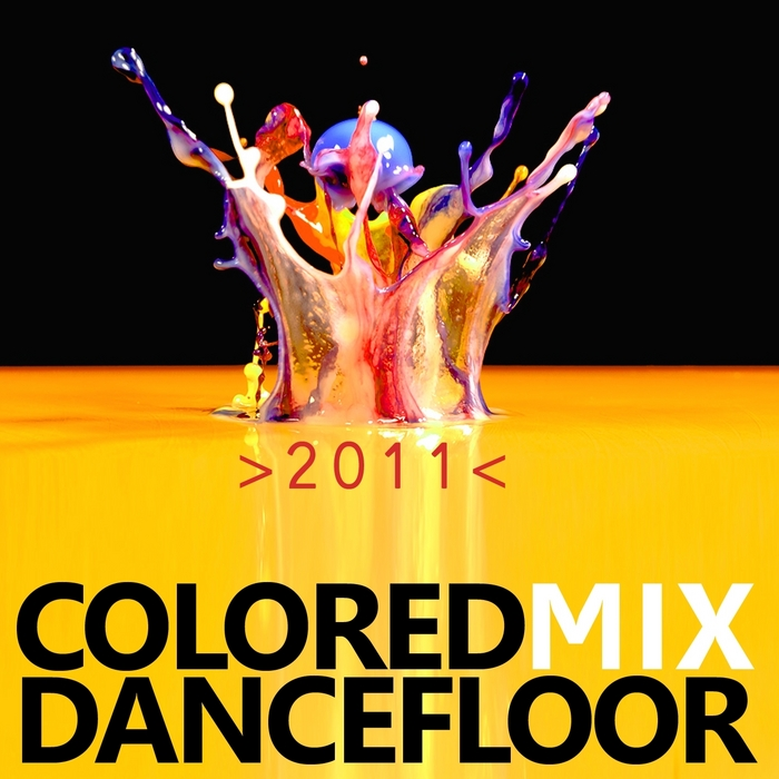 VARIOUS - Colored Mix Dancefloor 2011