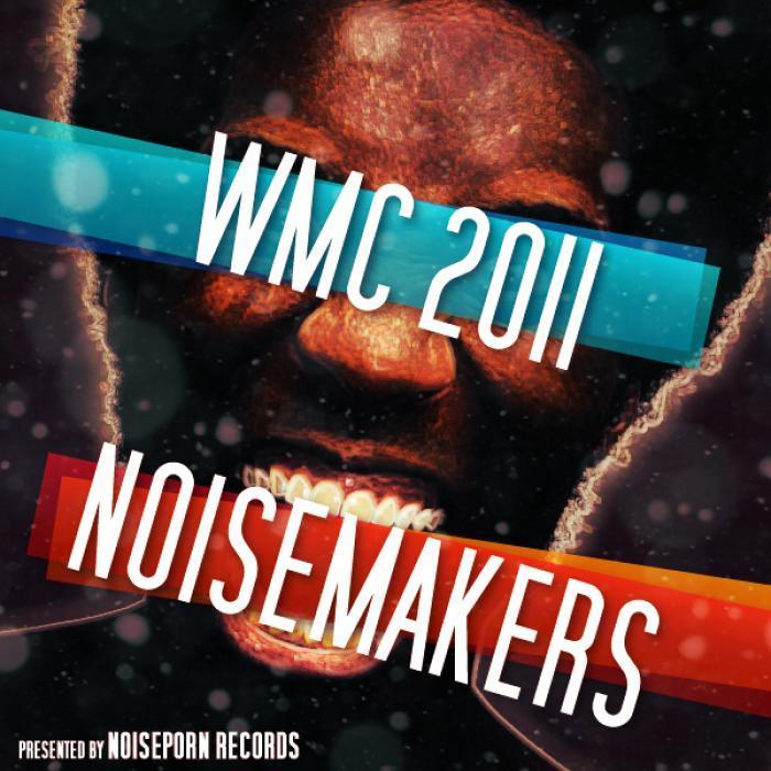 VARIOUS - WMC Noiseporn Noisemakers 2011