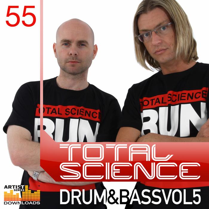 TOTAL SCIENCE - Drum & Bass Vol 5 (Sample Pack WAV/APPLE/LIVE/REASON)