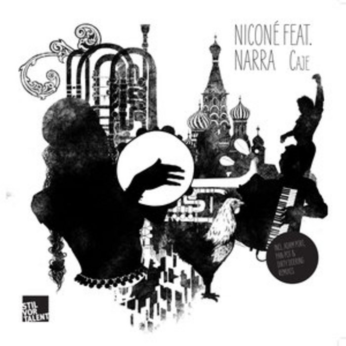 NICONE feat NARRA - Caje