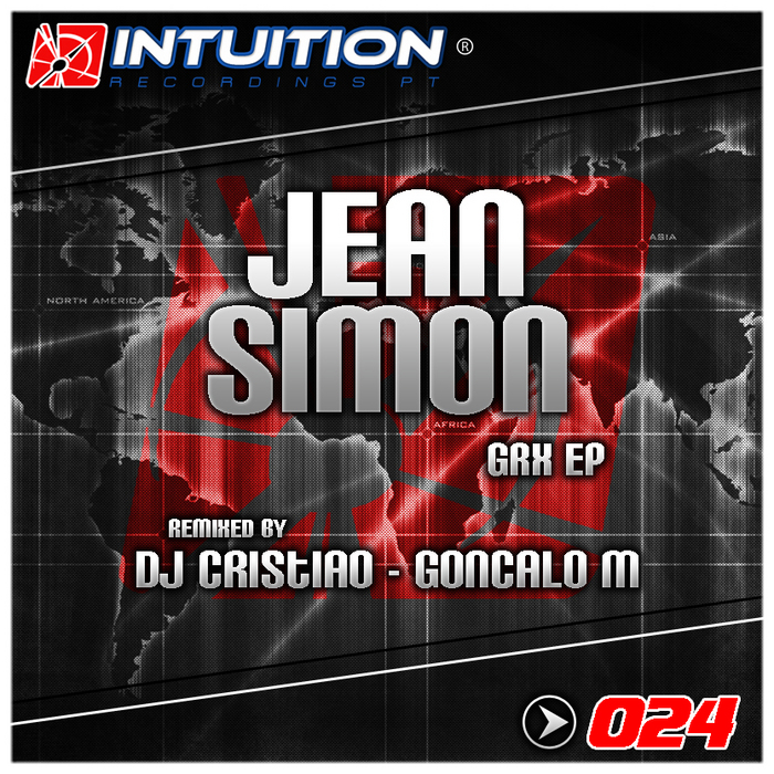 SIMON, Jean - GRX EP