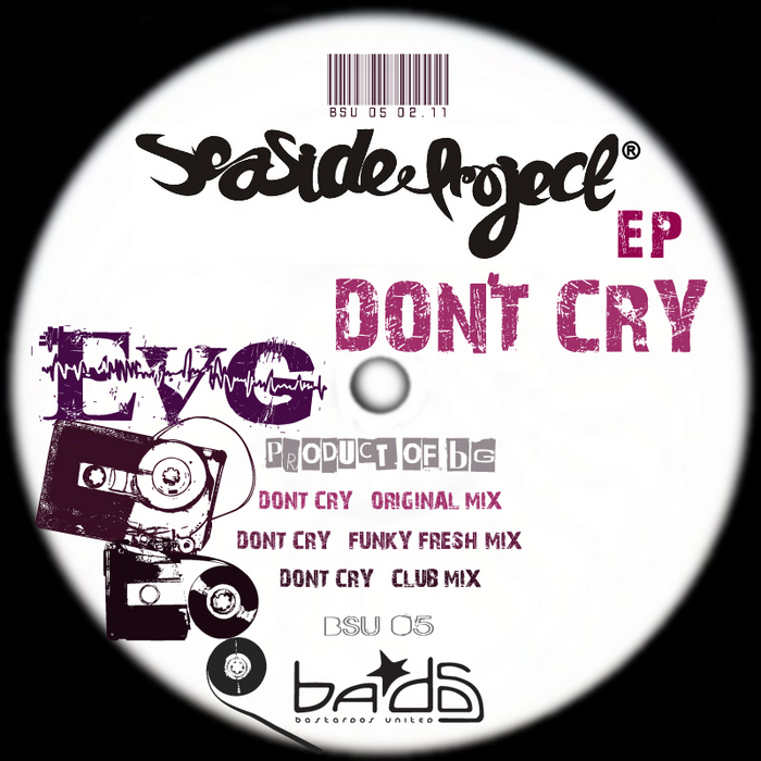 EVG - Don't Cry