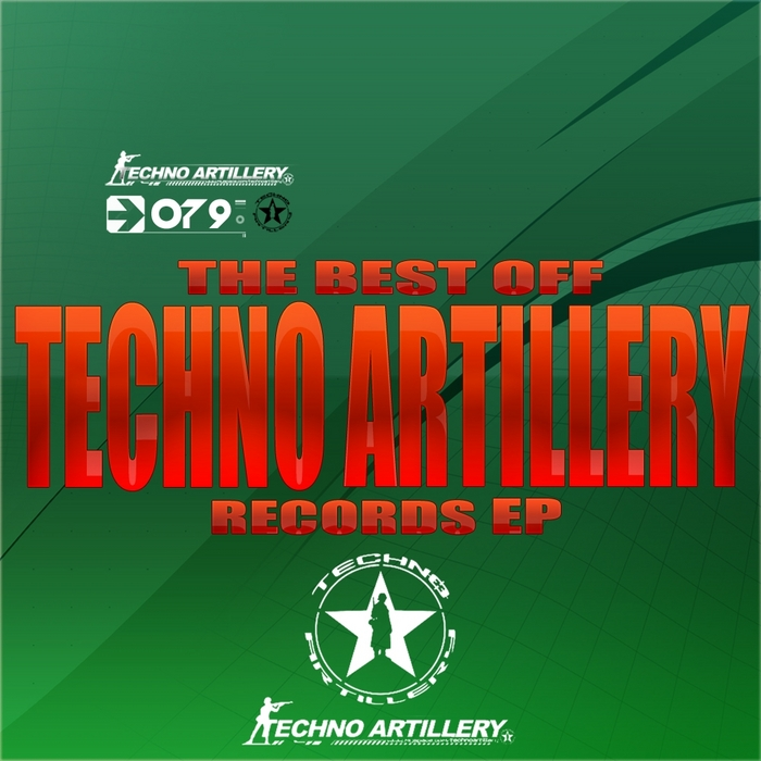 VARIOUS - The Best From Techno Artillery Records
