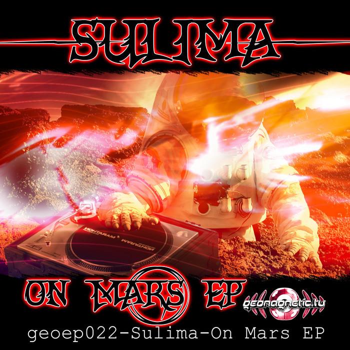 SULIMA - On Mars EP