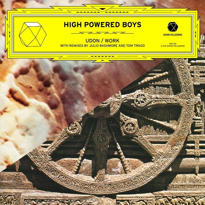 HIGH POWERED BOYS - Udon