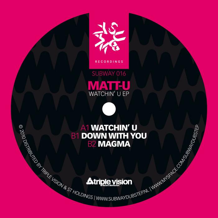 MATT U - Watchin U EP