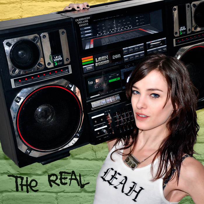 ROSIER, Leah - The Real Leah