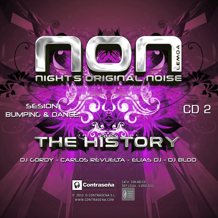 VARIOUS - Non The History: Sesion Bumpin & Dance