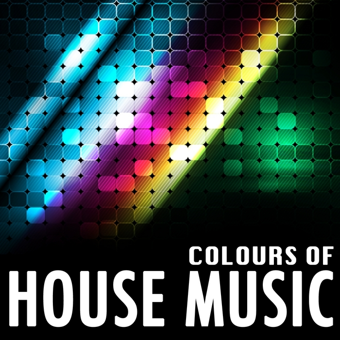 Various colours of house music vol 1 essential for House music collection