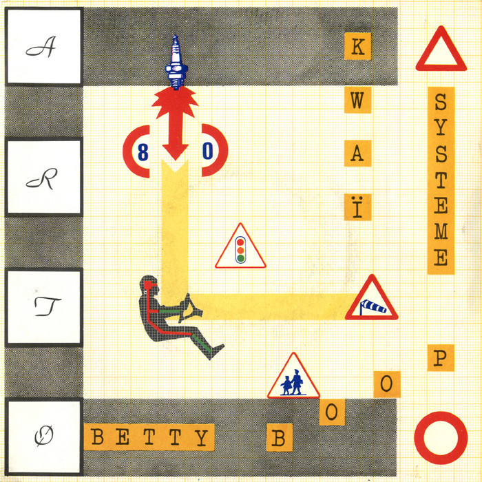 ARTO - Kwai Systeme & Betty Boop