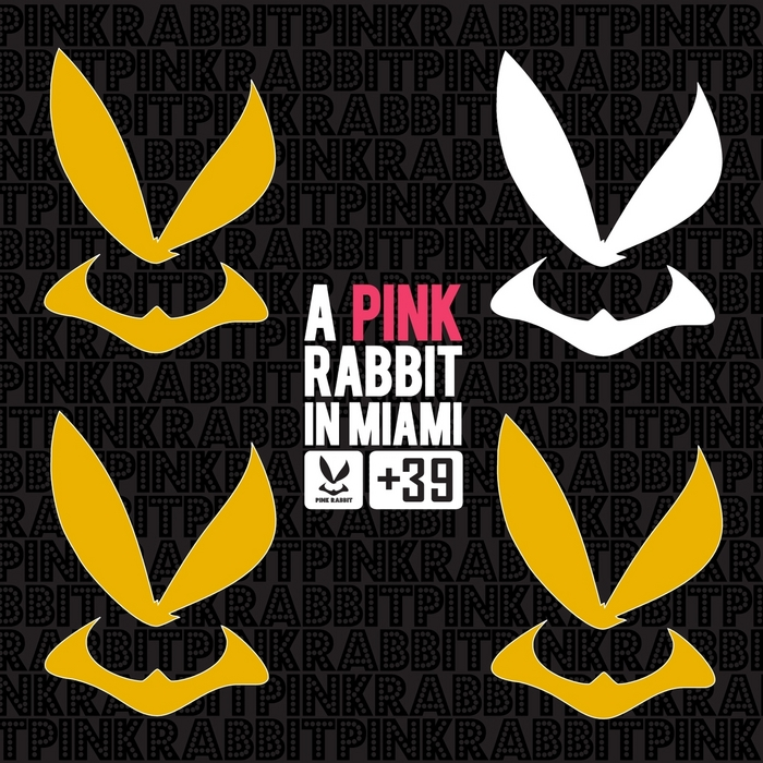 VARIOUS - A Pink Rabbit In Miami 2011
