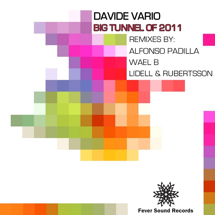 VARIO, Davide - Big Tunnel Of 2011