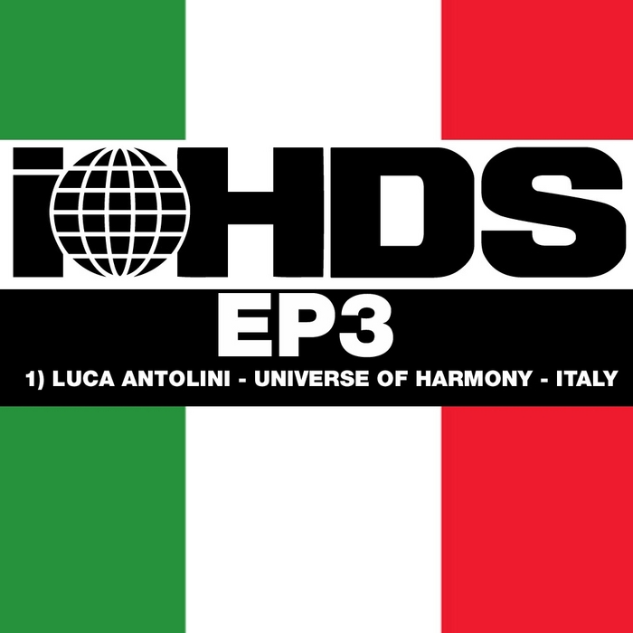 ANTOLINI, Luca - Universe Of Harmony