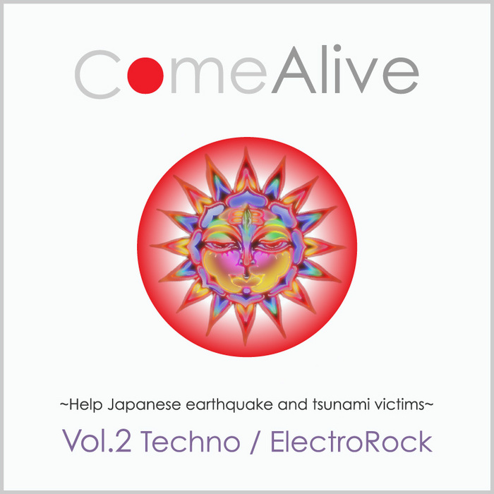 VARIOUS - Wakyo Come Alive Compilation Vol 2 (Help Japanese Earthquake & Tsunami Victims)