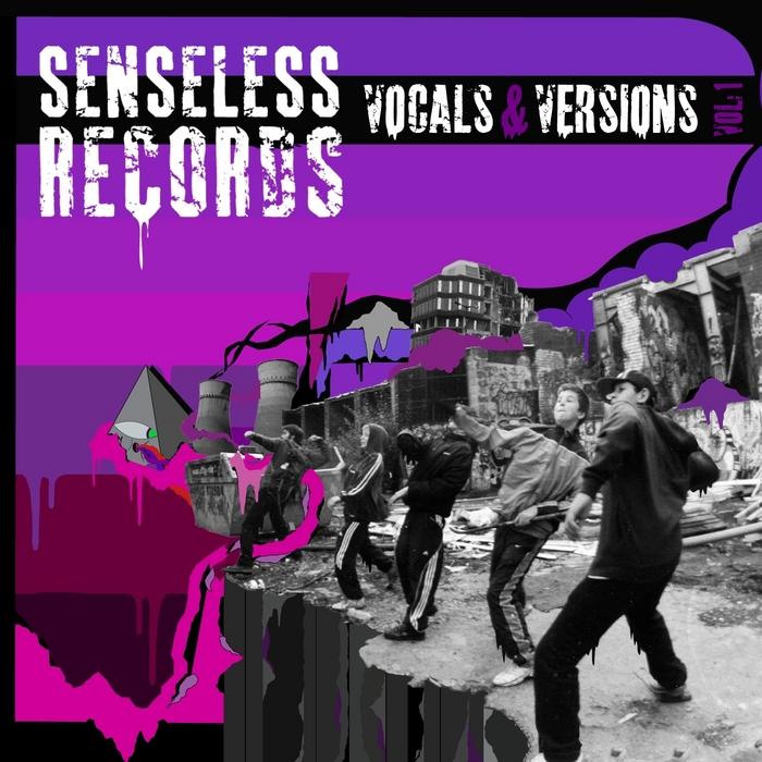 VARIOUS - Vocals & Versions: Vol 1