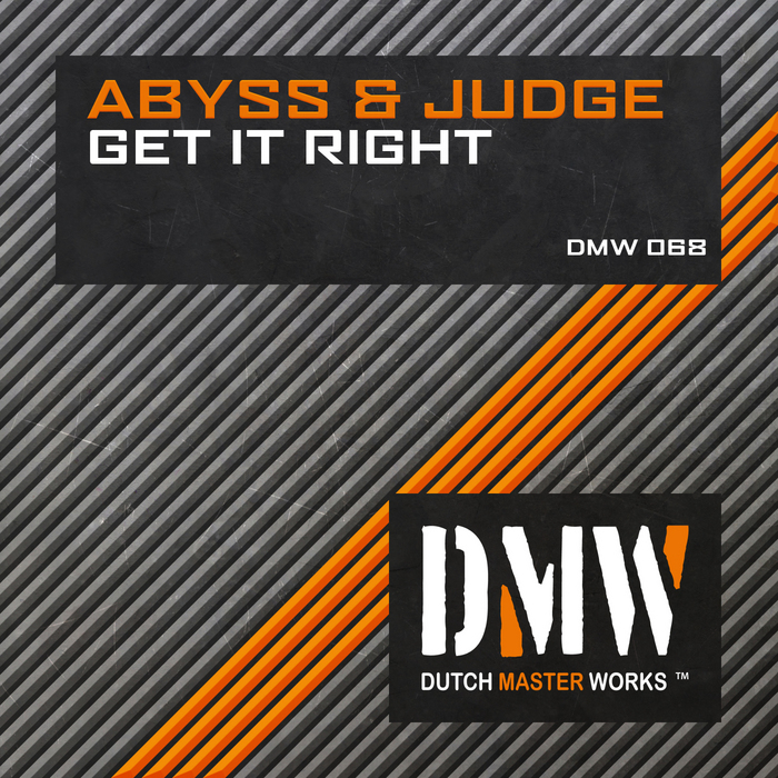 ABYSS & JUDGE - Get It Right