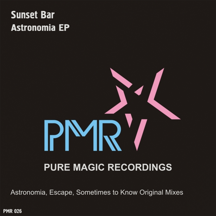 SUNSET BAR - Astronomia EP
