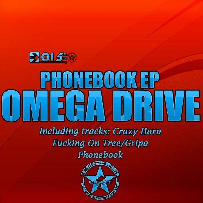 OMEGA DRIVE - Phonebook EP