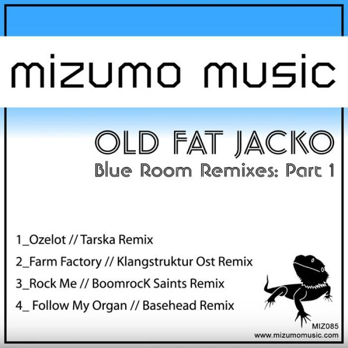 OLD FAT JACKO - Blue Room (remixes Part 1)