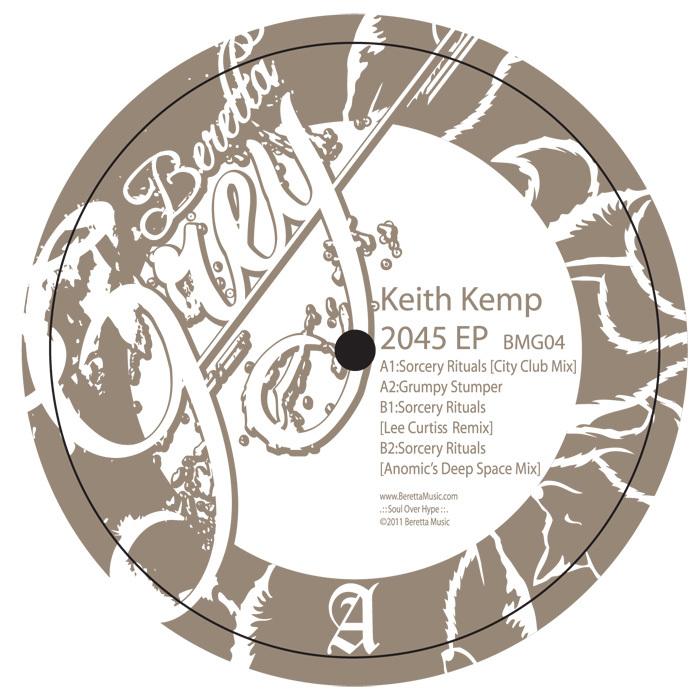 KEMP, Keith - 2045 EP
