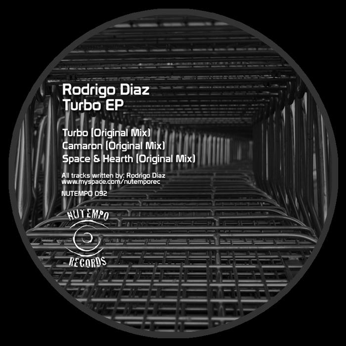 DIAZ, Rodrigo - Turbo EP