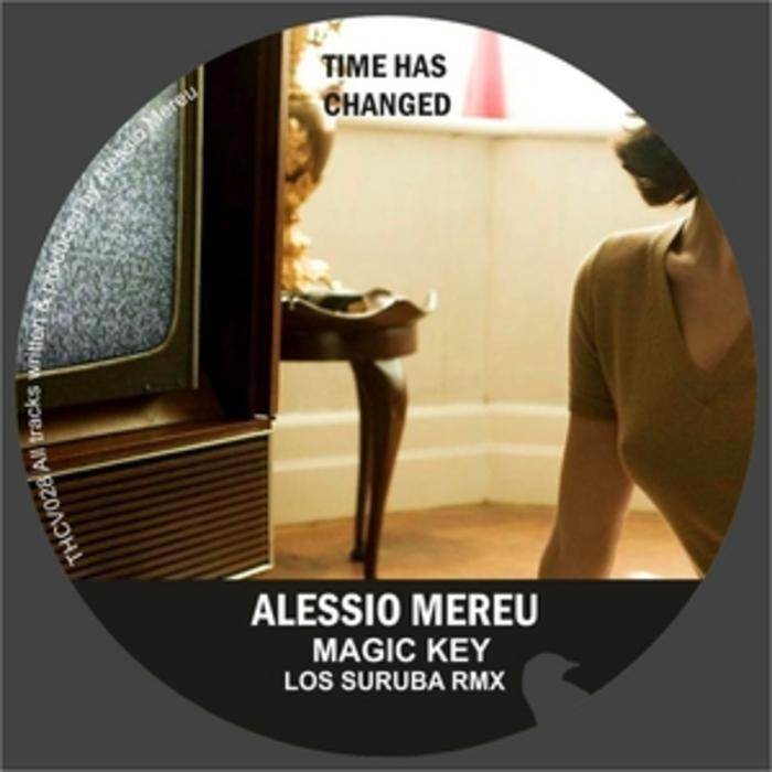 MEREU, Alessio feat ROBERTA PRESTIGIACOMO - Magic Key