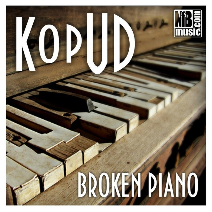 KOPUD - Broken Piano
