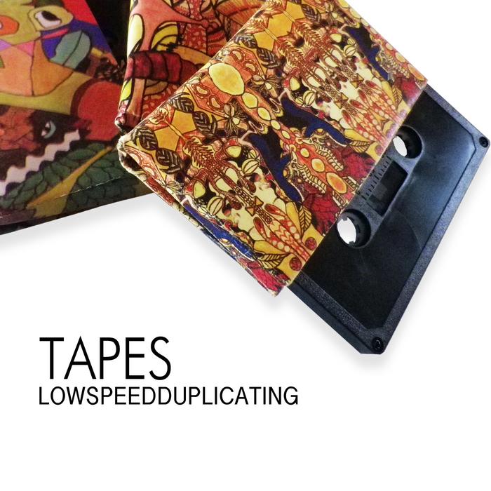 LOWSPEEDDUPLICATING - Tapes