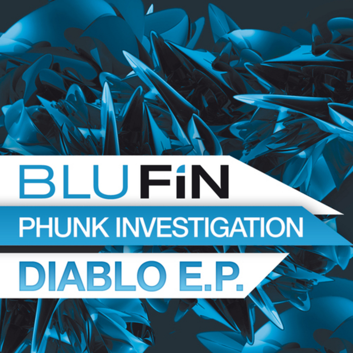PHUNK INVESTIGATION - Diablo EP