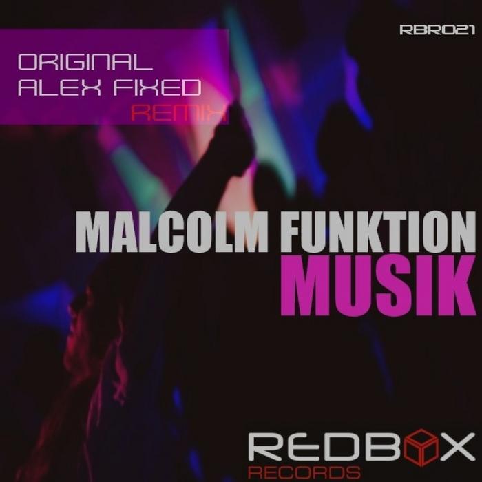 MALCOLM FUNKTION - Musik