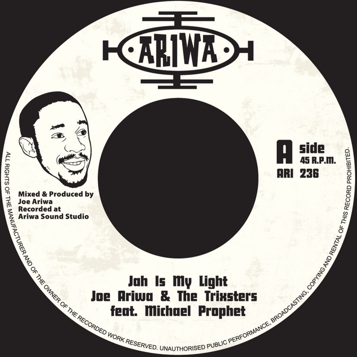 ARIWA, Joe & THE TRIXSTERS feat MICHAEL PROPHET - Jah Is My Light