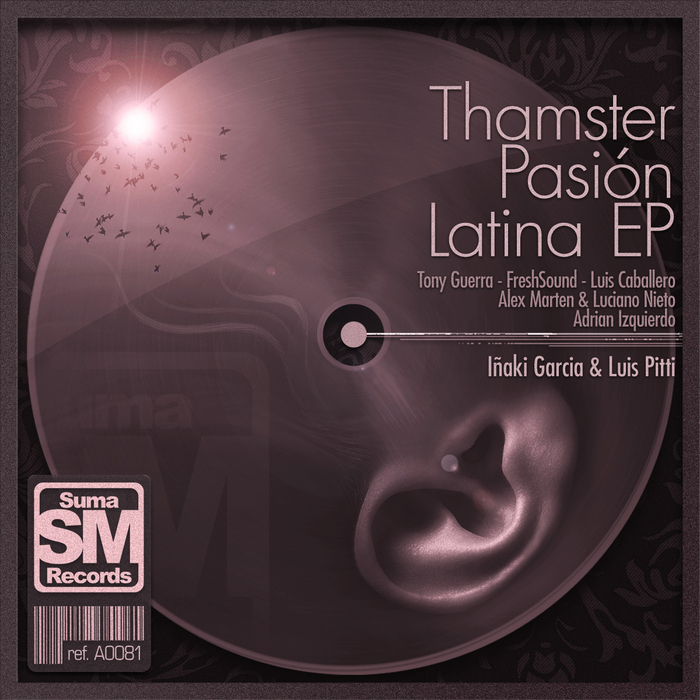 GARCIA, Inaki & LUIS PITTI presents TAMSTHER - Pasion Latina EP