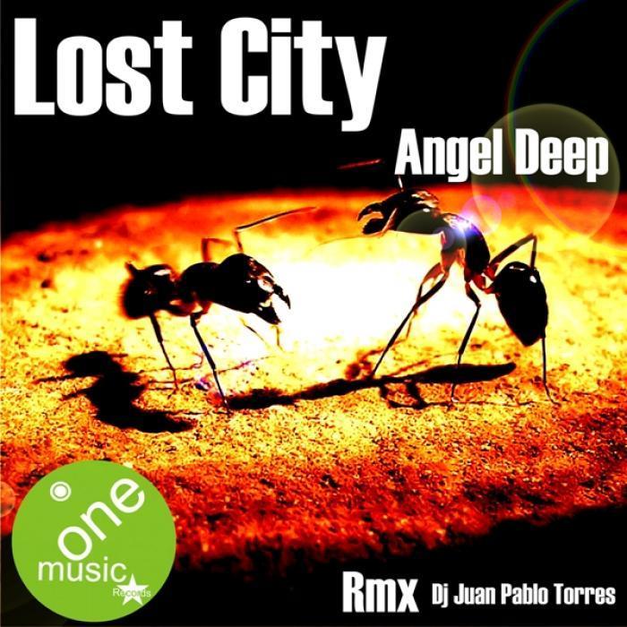 ANGEL DEEP - Lost City