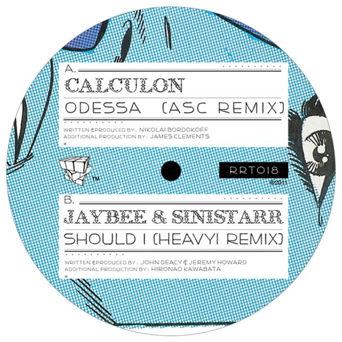 CALCULON/SINISTARR & JAYBEE - Odessa
