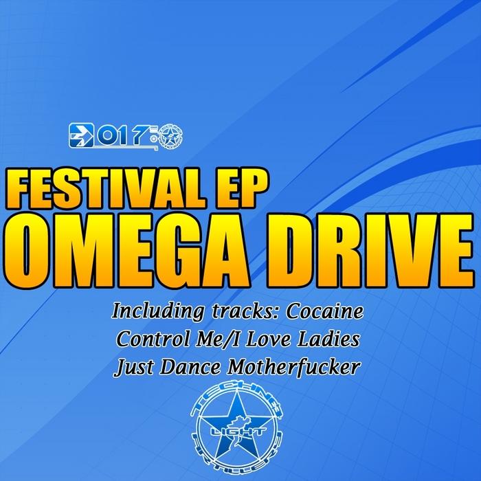 OMEGA DRIVE - Festival EP