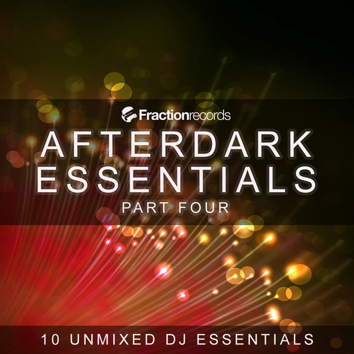 VARIOUS - Afterdark Essentials: Part Four