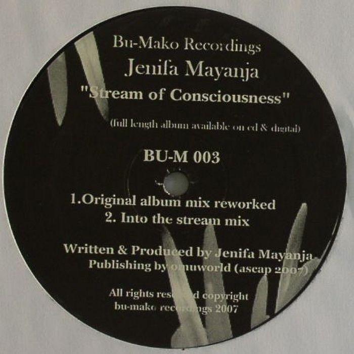 MAYANJA, Jennifer - Stream Of Consciousness